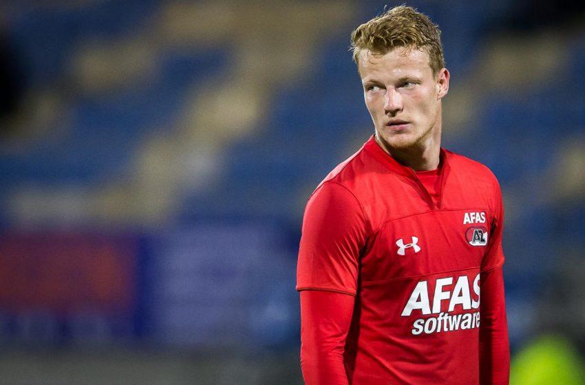 Ferdy Druijf ficará no AZ Alkmaar