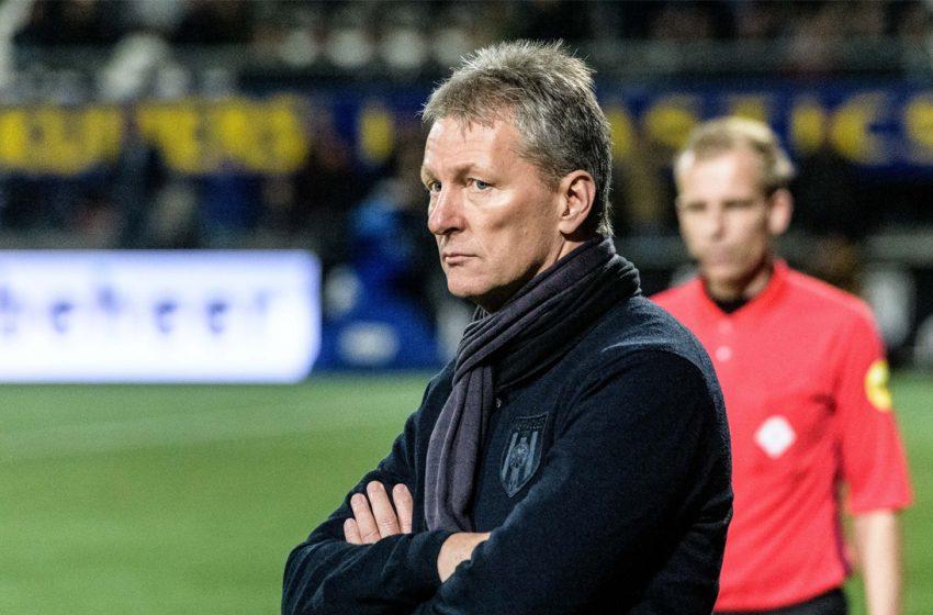 Frank Wormuth do Heracles Almelo é cotado para assumir o FC Utrecht
