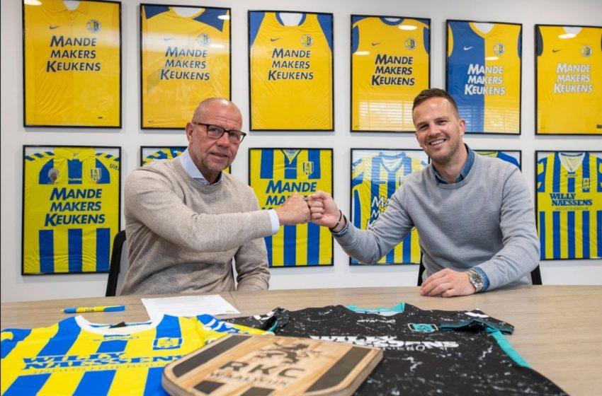 RKC Waalwijk renova contrato de Fred Grim