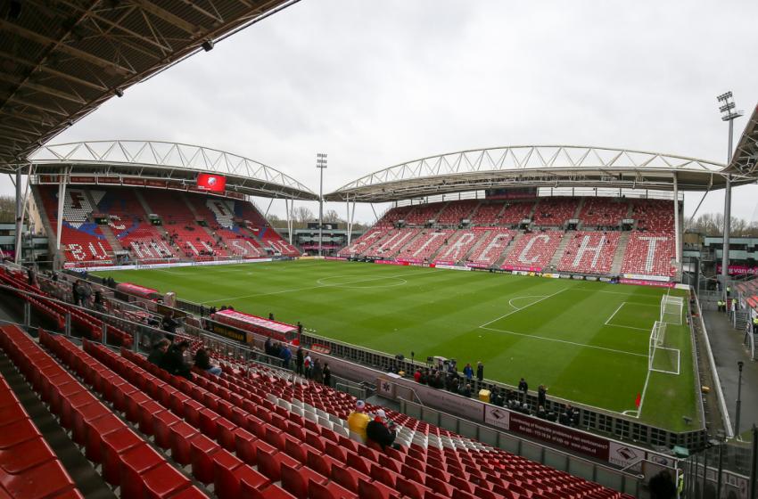 Partida adiada entre FC Utrecht e AZ Alkmaar será realizado dia 27 de dezembro