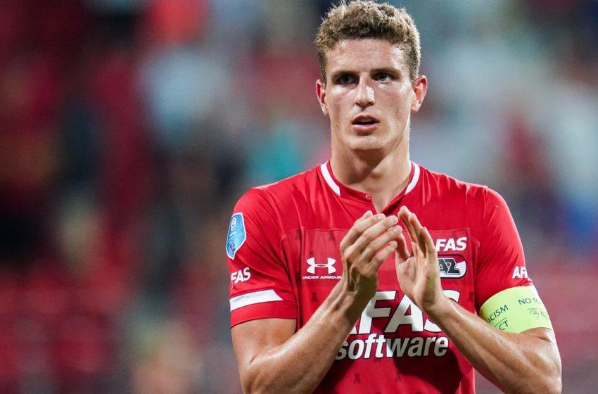 Guus Til poderá ser o primeiro reforço do Feyenoord para a próxima temporada