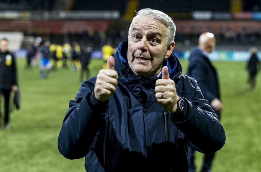 Hans de Koning deixa o VVV-Venlo ao final dessa temporada