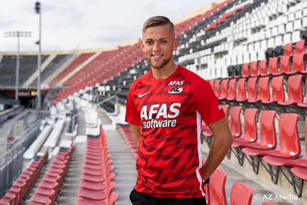 AZ Alkmaar anuncia contratação de Jesper Karlsson