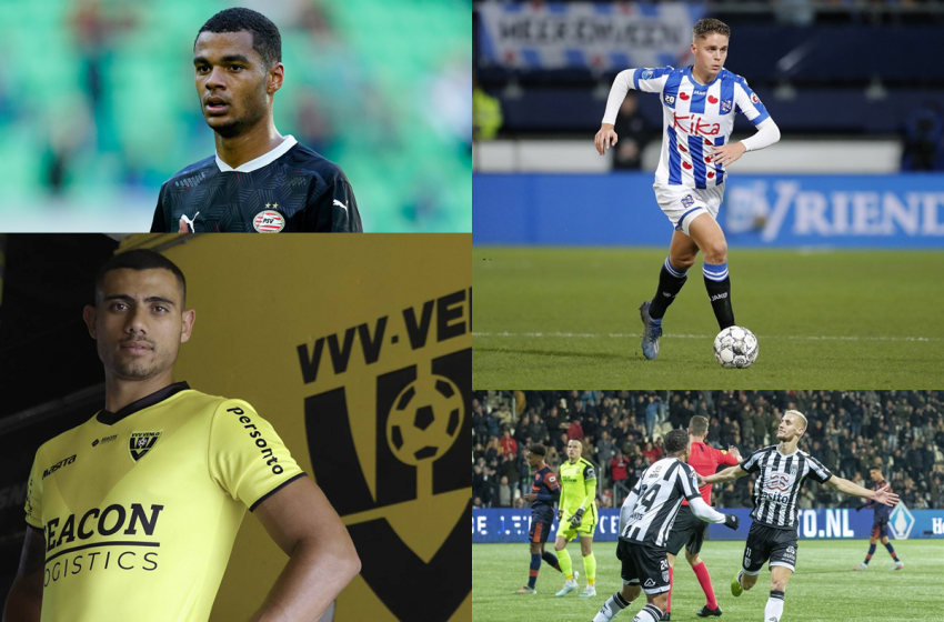Confira a seleção da primeira rodada da Eredivisie 2020/21