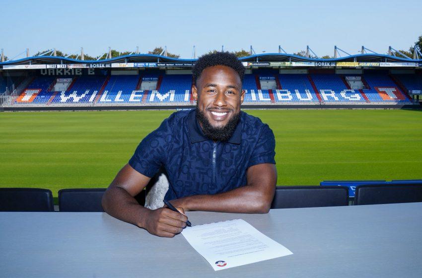 John Yeboah assina por três temporadas com o Willem II