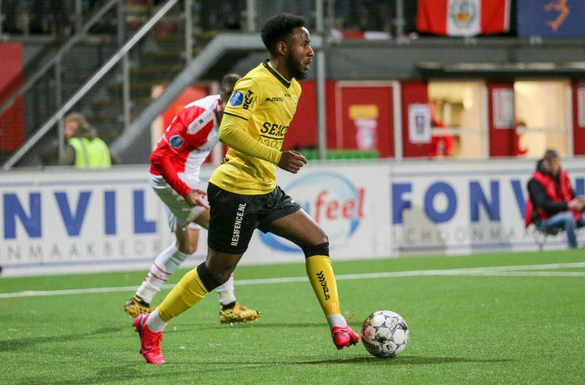 John Yeboah poderá se tornar jogador do Willem II nos próximos dias