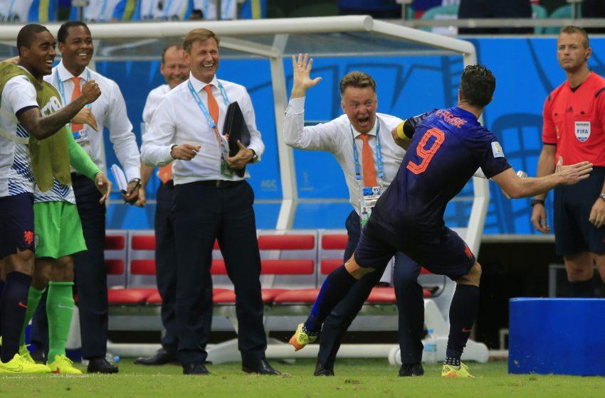 Louis van Gaal é a primeira opção da KNVB