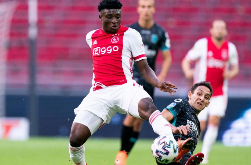 Ajax não permite que quatro jogadores se apresentem as suas seleções africanas