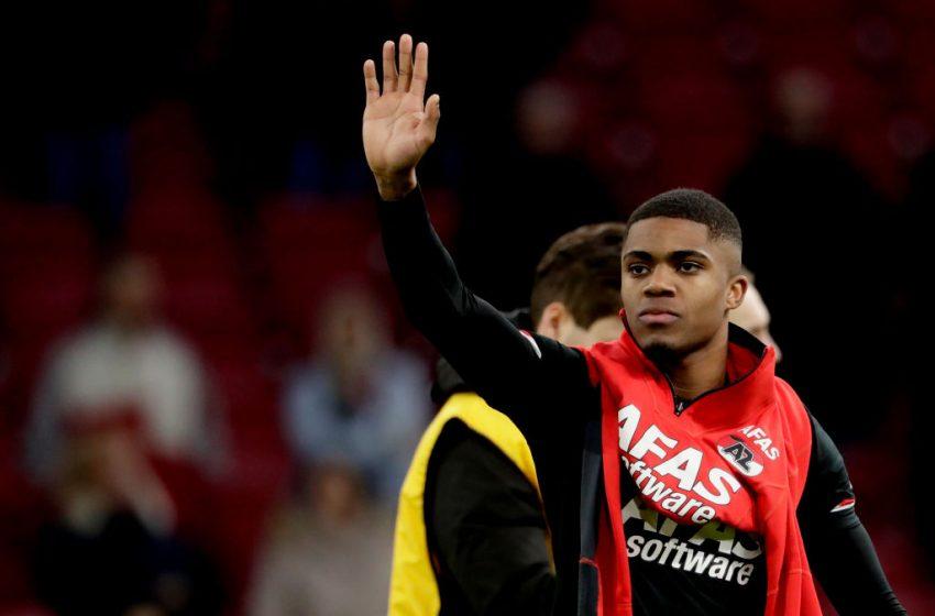 Myron Boadu na mira de Lyon e Arsenal
