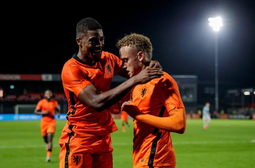 Em jogo complicado, Holanda U21 vence Noruega e fica mais próxima da vaga na Eurocopa U21