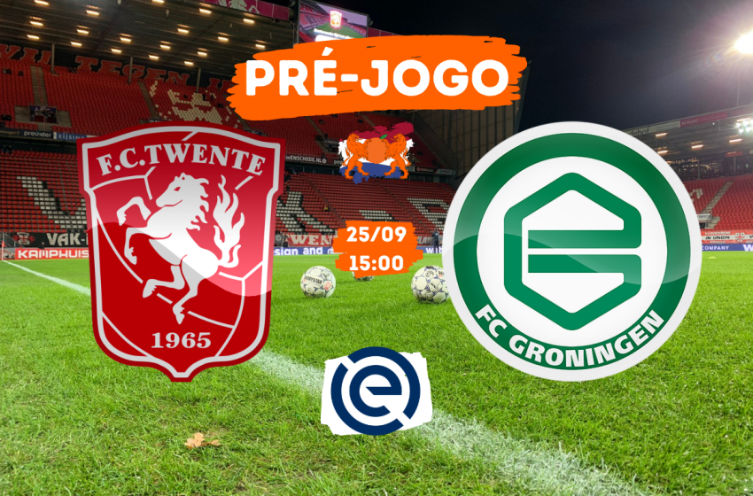 FC Twente x FC Groningen: Tudo que você precisa saber para acompanhar a partida