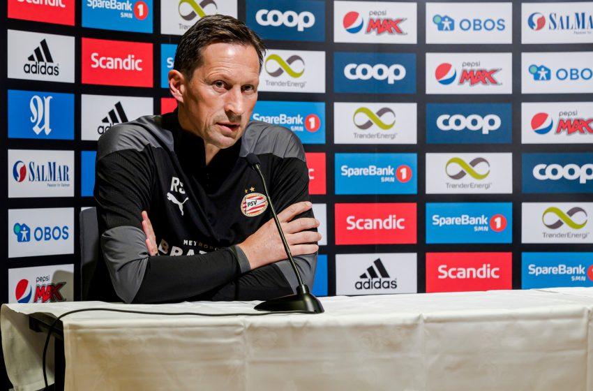 Roger Schmidt poderá contar com Eran Zahavi para jogo contra o Rosenborg FK