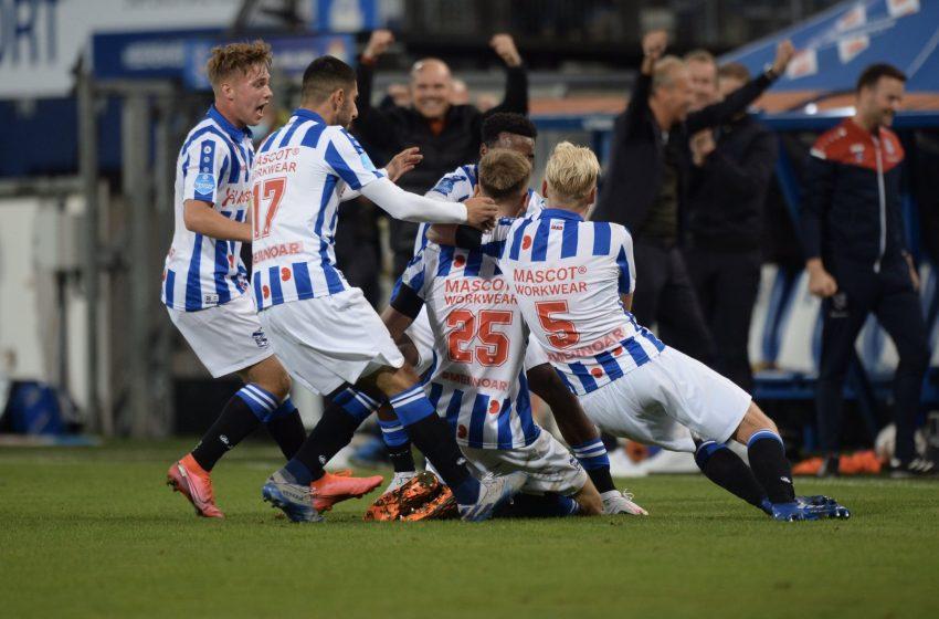 Antes de compromisso internacional, Willem II estreia com derrota para SC Heerenveen na Eredivisie