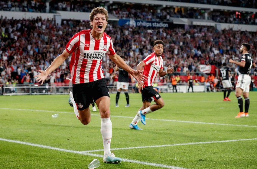 PSV recusa proposta de 8 milhões de euros por Sam Lammers