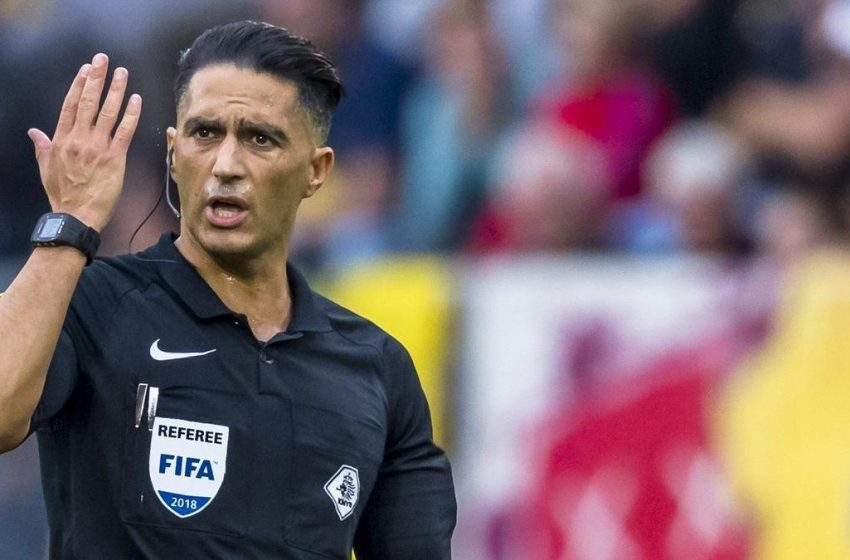 Serdar Gözübüyük apitará Shakhtar Donetsk e Borussia Mönchengladbach na Champions League