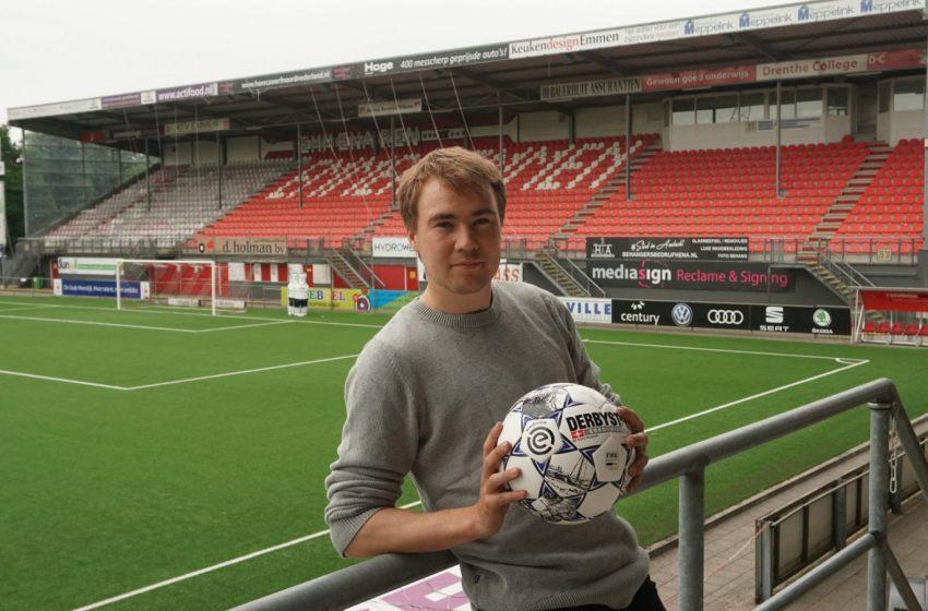 Com apenas 17 jogos pelo FC Emmen, Simon Tibbling deixa o clube rumo a Dinamarca