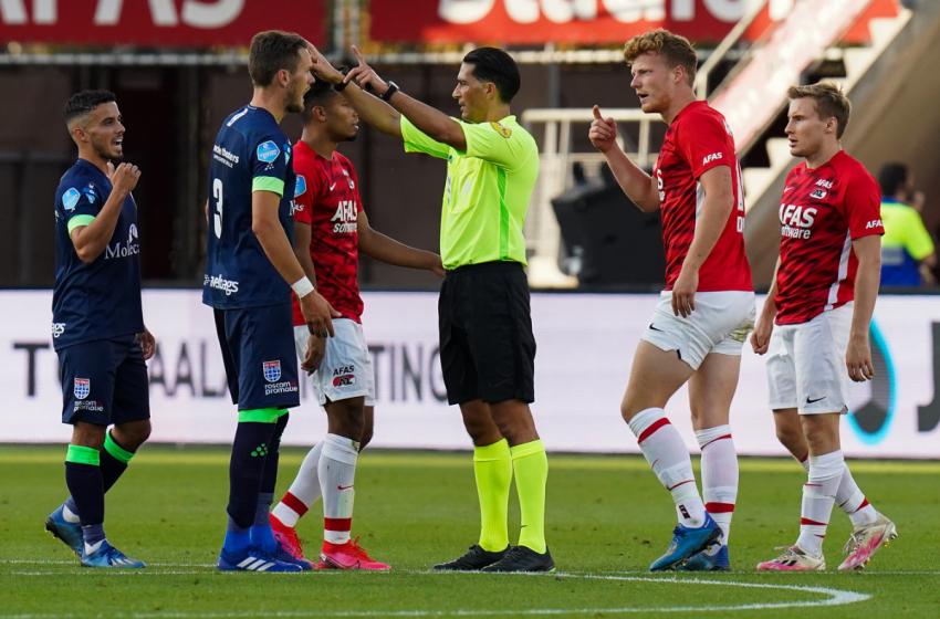 Após agressão, Thomas Lam desfalcará o PEC Zwolle em três jogos