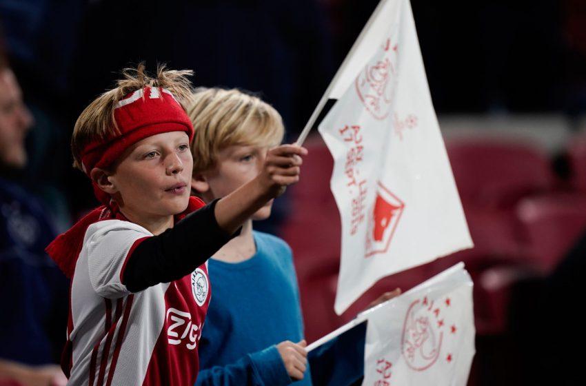 Ajax poderá colocar 15 mil torcedores na Johan Cruijff Arena