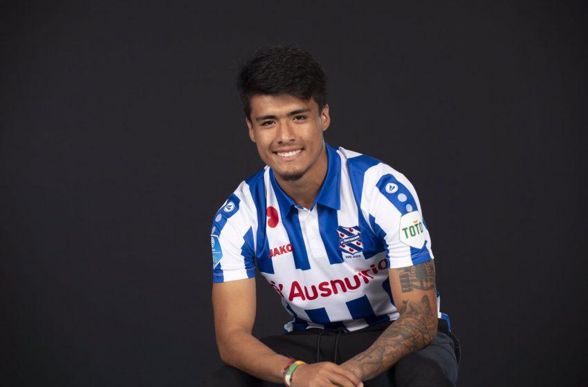 Wolfsburg empresta Ulysses Llanez ao SC Heerenveen