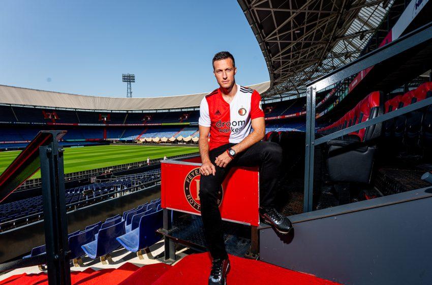 Feyenoord anuncia contratação de Uroš Spajić