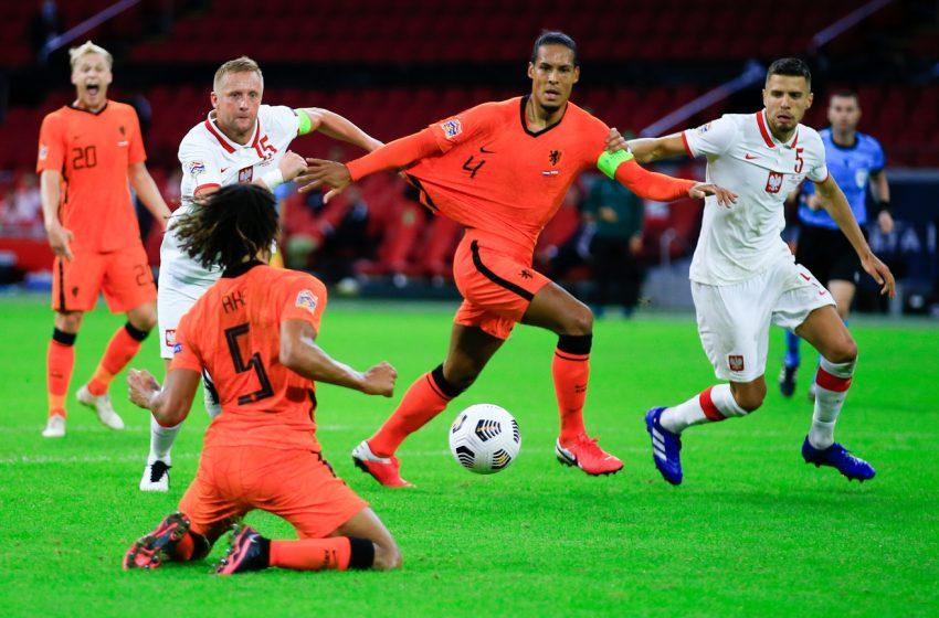 Virgil van Dijk comenta vitória sobre Polônia