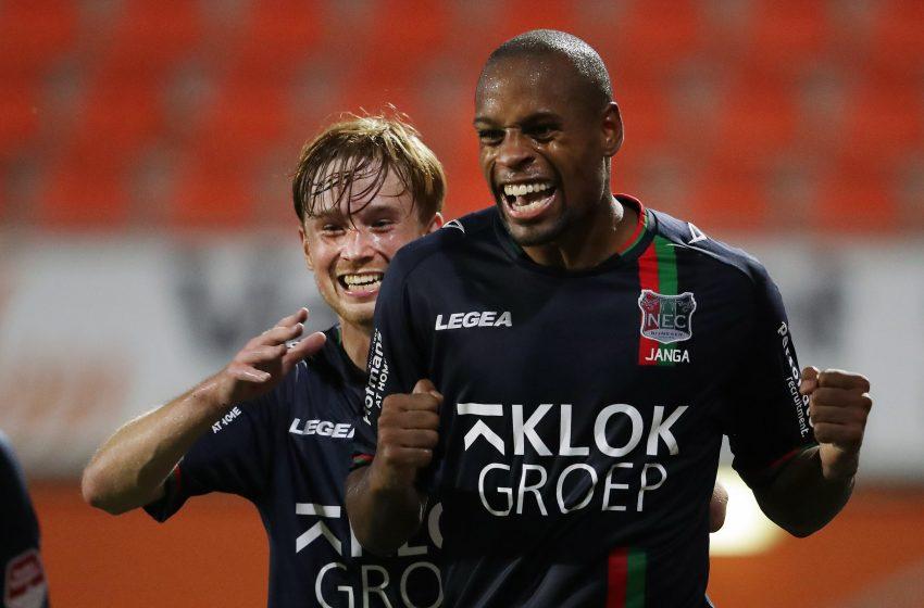 NEC Nijmegen bate FC Volendam por 3 a 1