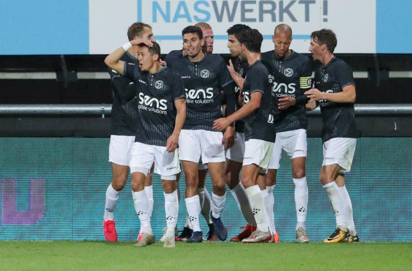 Almere City FC bate NEC em Nijmegen e assume a liderança da segundona