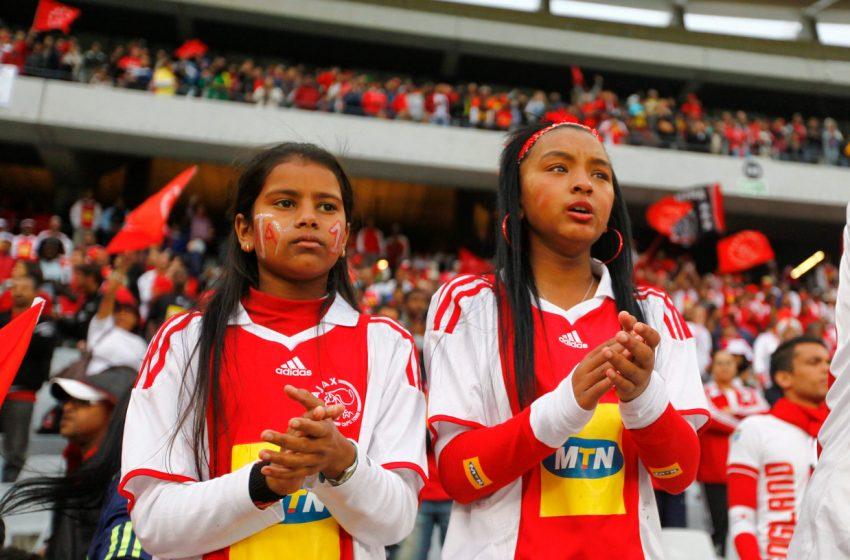 Ajax encerra operação na África do Sul