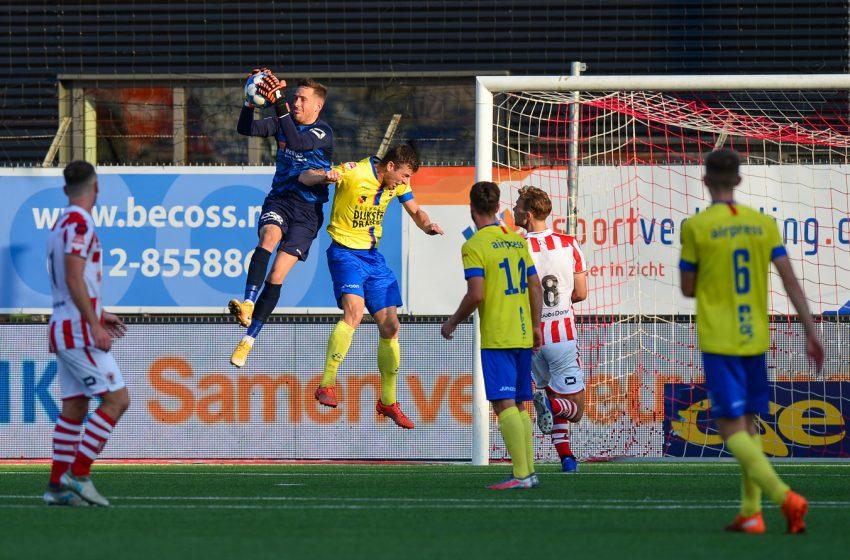 Em jogo de 4 gols, TOP Oss e SC Cambuur ficam no empate