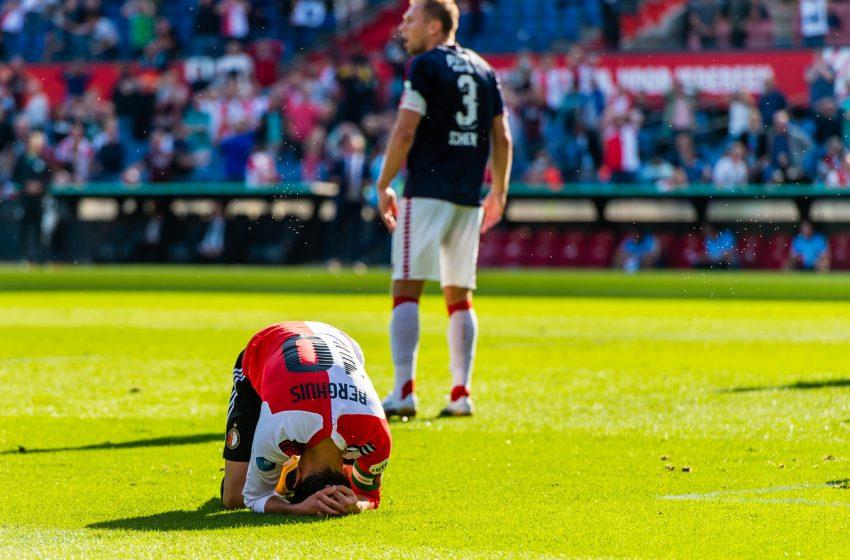 Feyenoord tropeça em casa diante do FC Twente