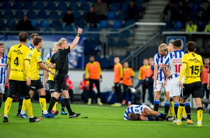 VVV-Venlo perderá dois jogadores por duas rodadas devido a suspensão