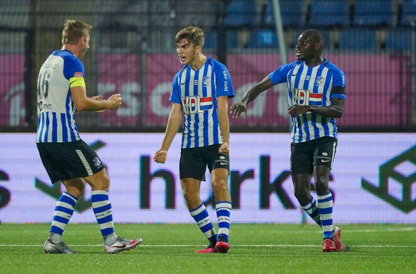 Em jogo de seis gols, FC Eindhoven e Roda JC finalizam a quinta rodada da segundona