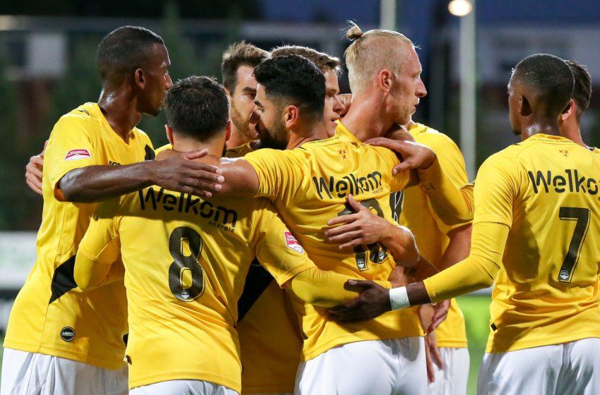 Com estreia de Lex Immers, NAC Breda bate Helmond Sport fora de casa