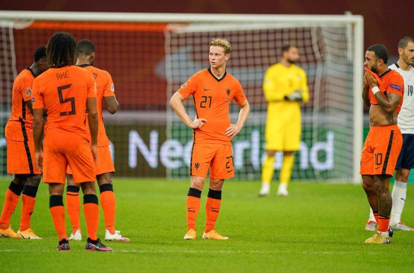 Virgil van Dijk lamenta derrota e afirma que foi uma das piores partidas da seleção