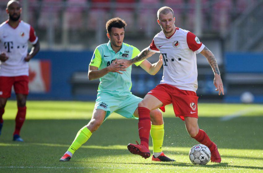 KNVB adia partida entre FC Utrecht e AZ Alkmaar