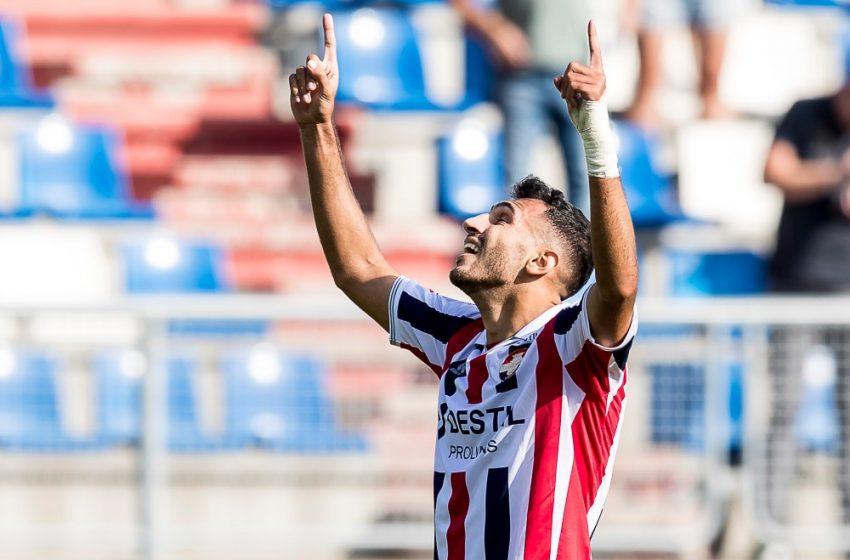 Willem II bate Heracles por 4 a 0 com mais uma excelente exibição de Evangelos Pavlidis
