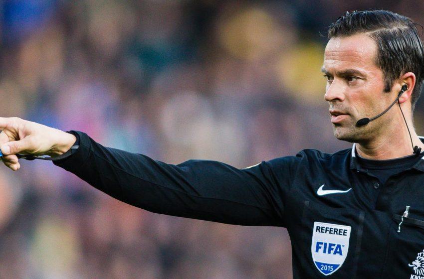 Bas Nijhuis apitará o duelo entre Leicester City e SC Braga pela UEFA Liga Europa