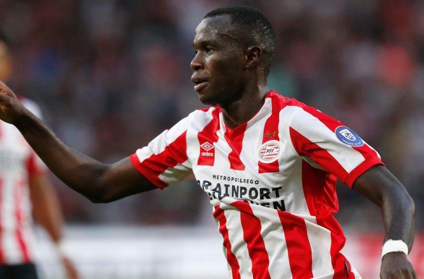 PSV empresta Bruma ao Olympiakos
