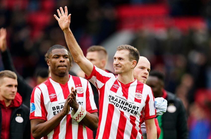 Daniel Schwaab não renova contrato com o PSV e pendura as chuteiras