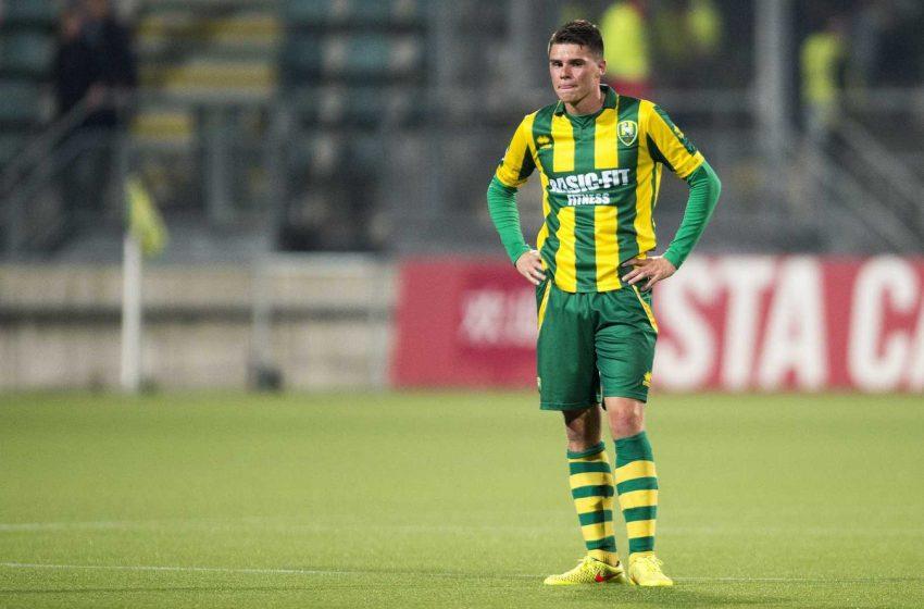 ADO Den Haag empresta Danny Bakker ao Roda JC