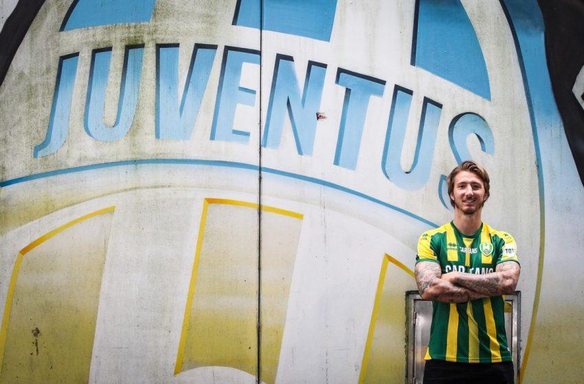 Juventus empresta Dario Del Fabro ao ADO Den Haag