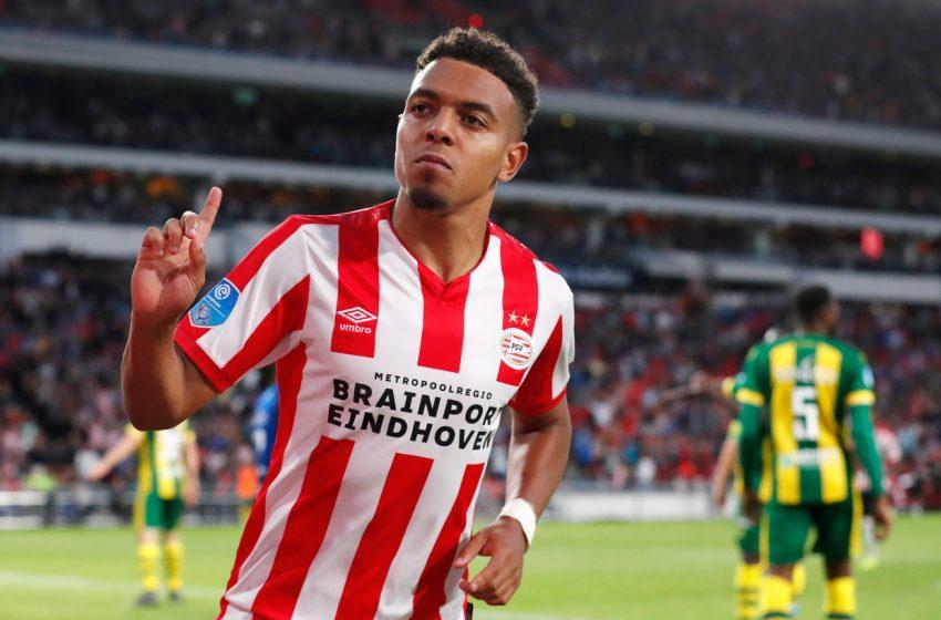 Donyell Malen quer ajudar Mohamed Ihattaren no PSV