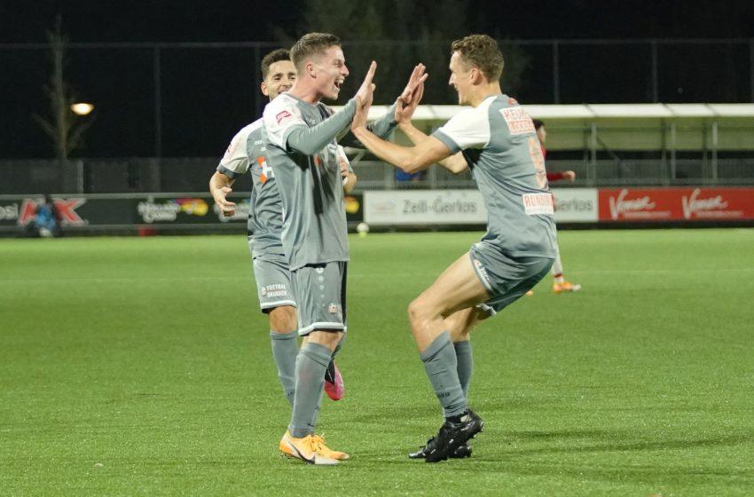 Nick Doodeman dar cinco assistências e ajuda o FC Volendam a vencer o Jong AZ Alkmaar por 6 a 2