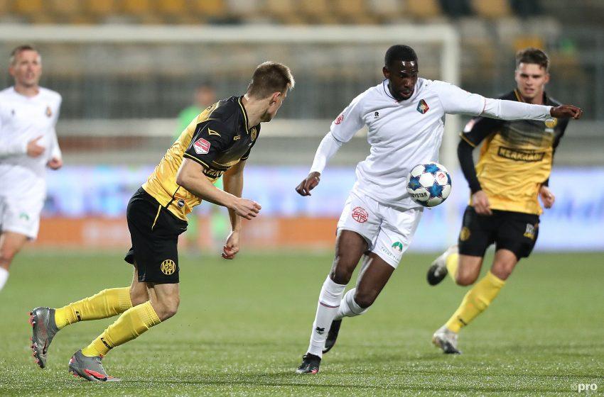 Roda JC e SC Telstar ficam no empate em 1 a 1