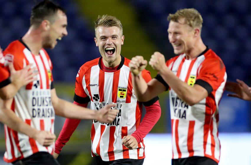 Na briga pela liderança, SC Cambuur bate NAC Breda por 4 a 0 em Leeuwarden