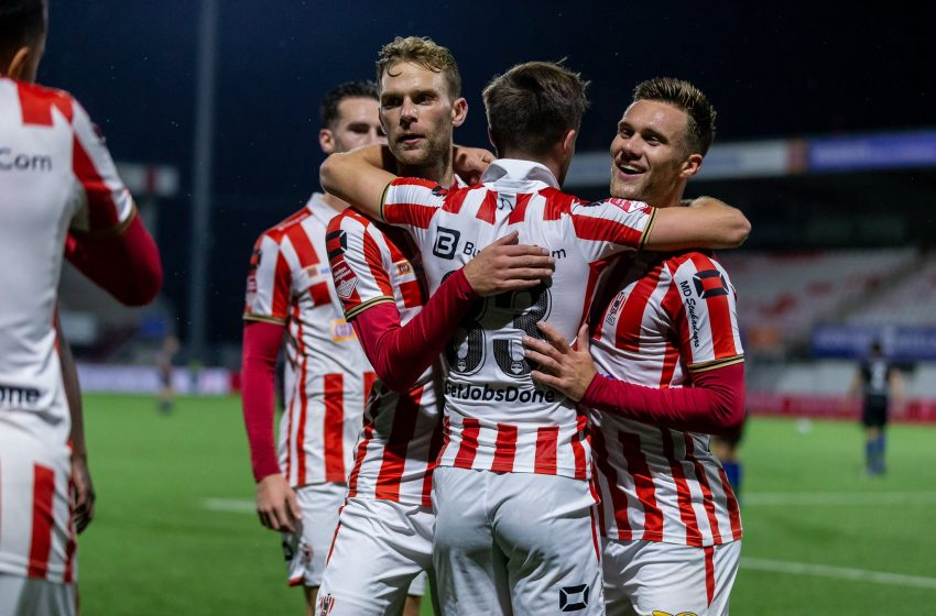 TOP Oss vence FC Den Bosch por 2 a 0