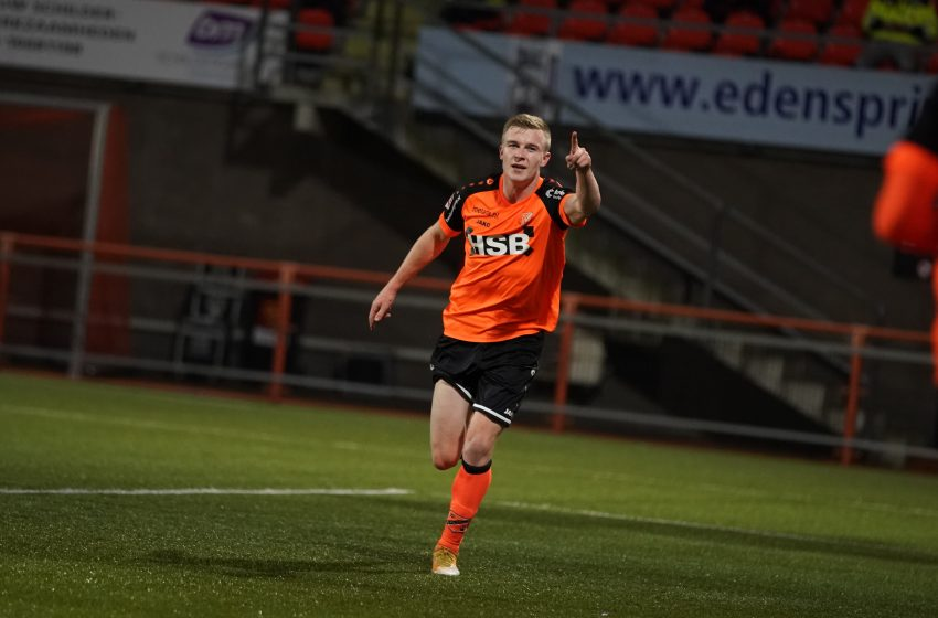 FC Volendam ganha por 7 a 1 do FC Dordrecht