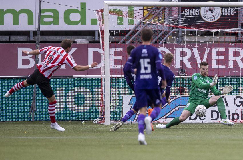 Em jogo equilibrado, Sparta Rotterdam e Heracles ficam no empate em 1 a 1