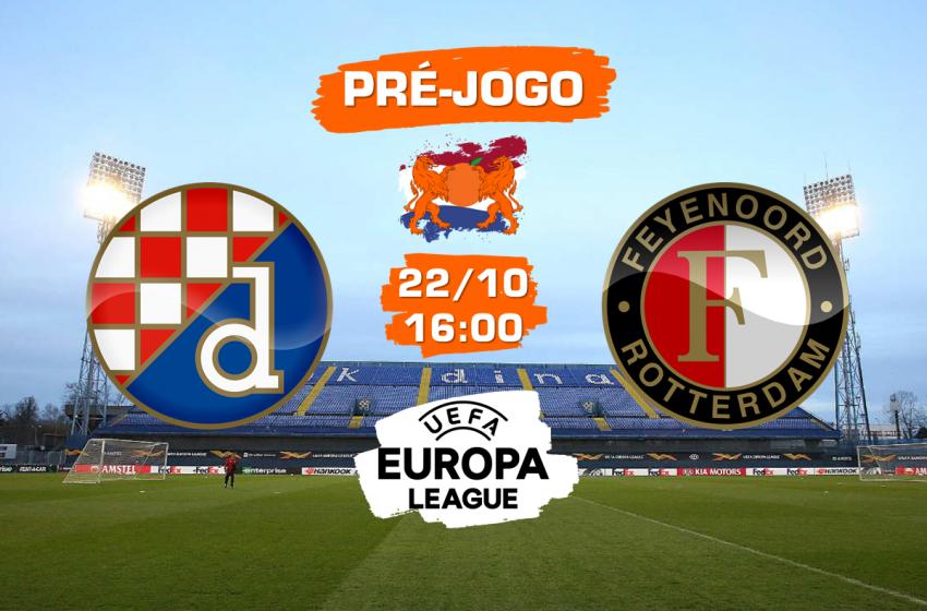 GNK Dinamo Zagreb v Feyenoord: Tudo que você precisa saber para acompanhar a partida