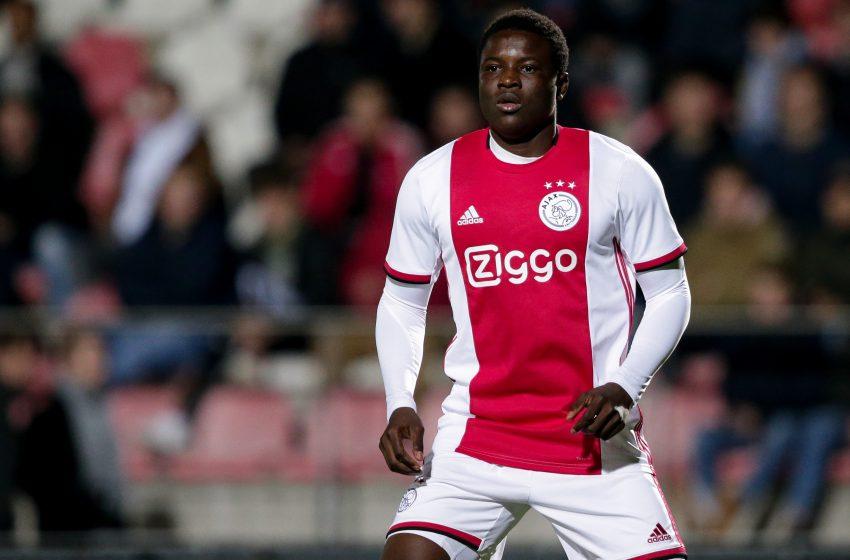 Sem marcar gols na Suíça, Hassane Bandé retorna para o Ajax